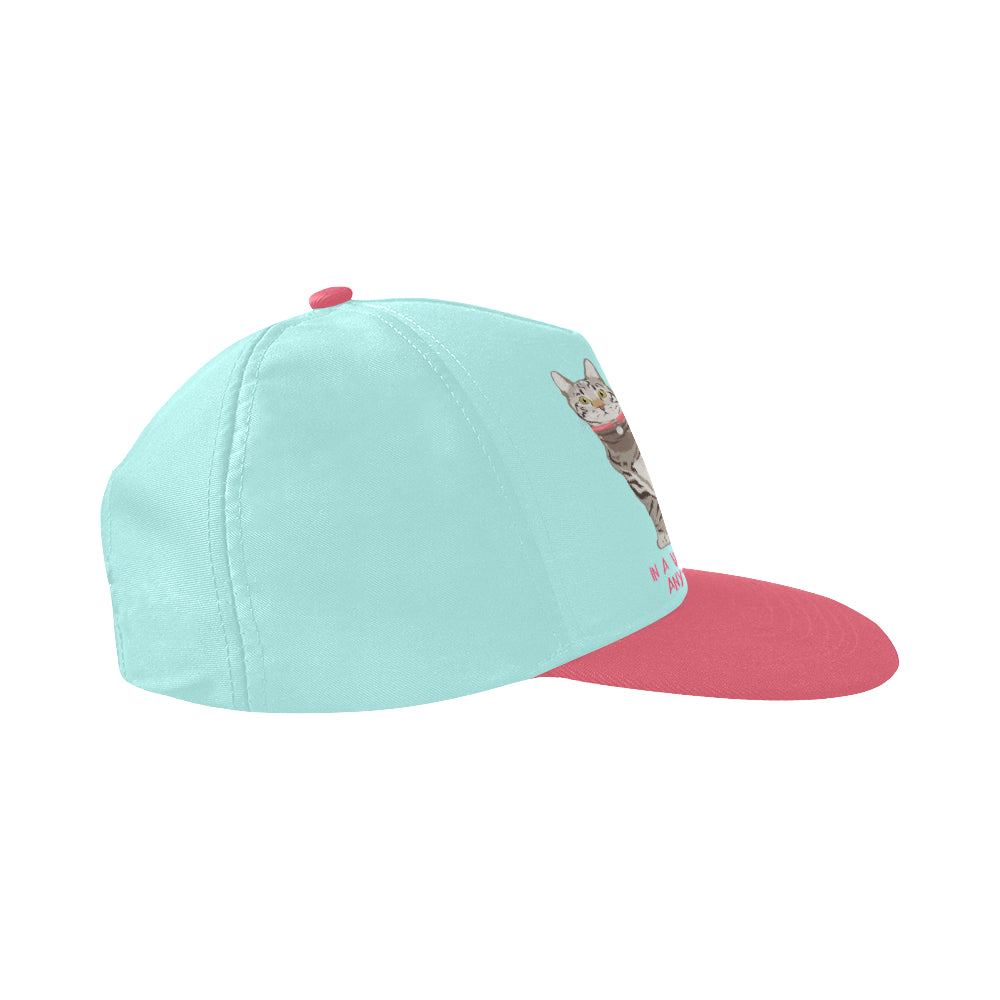 Ariadne - Sister of Roo All Over Print Snapback Hat