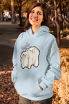 Coco And Cici Paws Up Official Hoodie