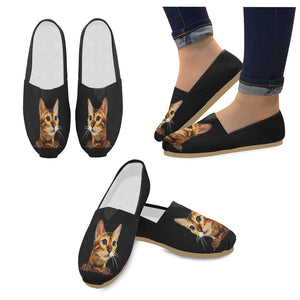 Simba the Bengal Women's Casual Shoes