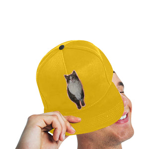 Mami the Cat Snapback Hat
