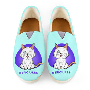 Cute Hercules Official Women's Casual Shoes