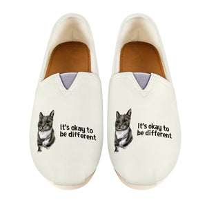 The Minnie Kitty Official Women's Casual Shoes