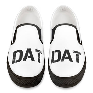 De'Anthony DAT Official Black Slip On Shoes Black Slip On Shoes