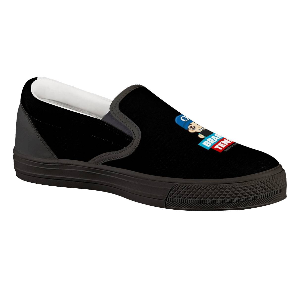 Bramtendo Official Slip On Shoes