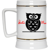 Hata Maka Black Owl Official Beer Stein 22oz.