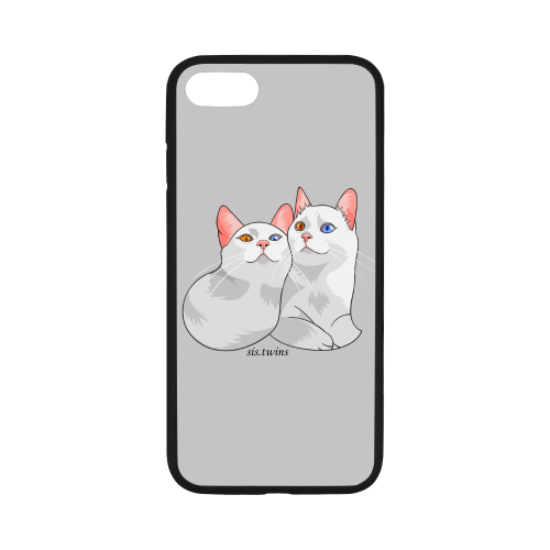 Always Together Rubber Case for iPhone