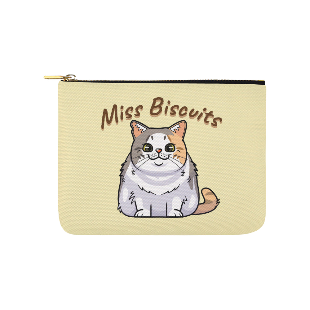 Miss Biscuits Pouch