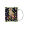 Botanicat Mugs Collection-Mugs-One Size-Botanicat Abyssinian White Mug(11OZ)-Kucicat