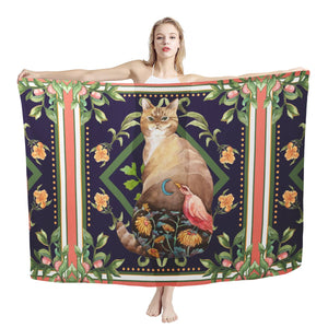 Abyssinian Sarong Scarf