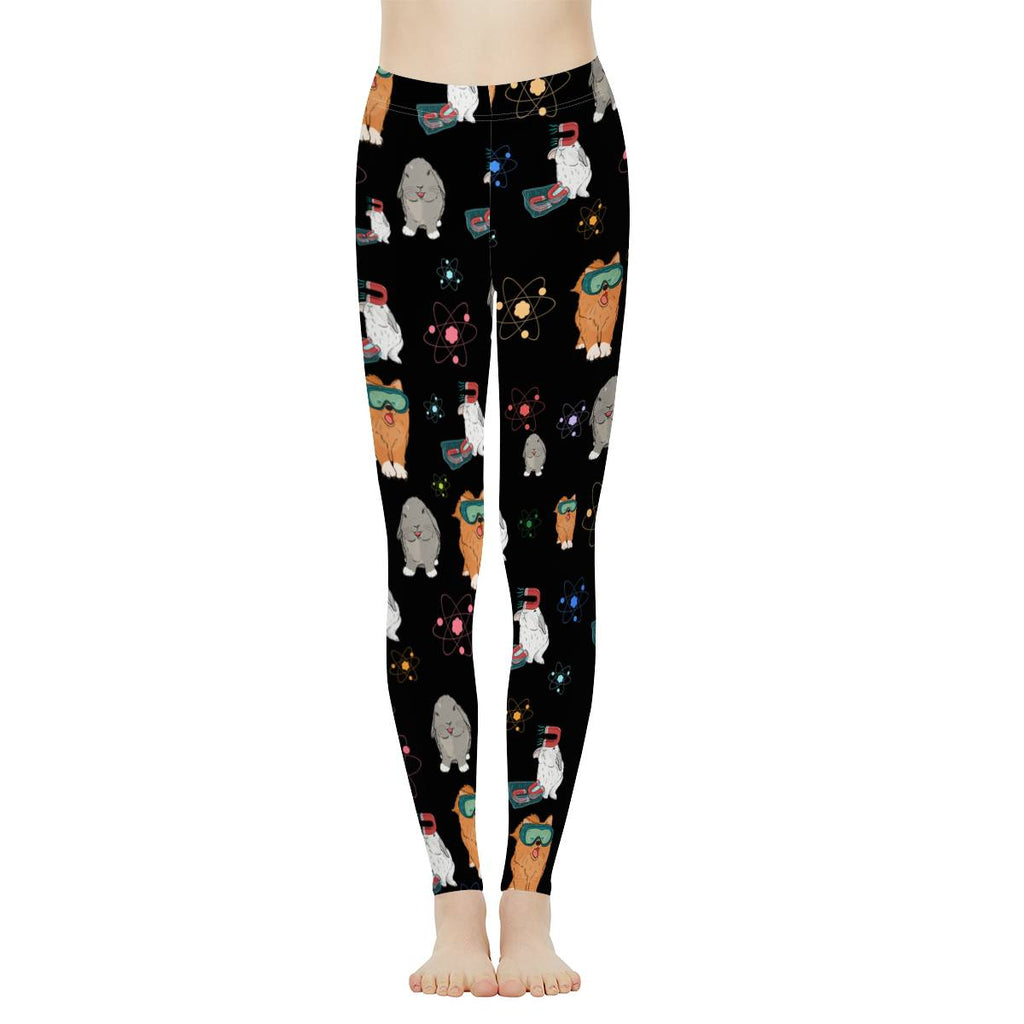 Chub Bun Sub-Atomic Women's Leggings