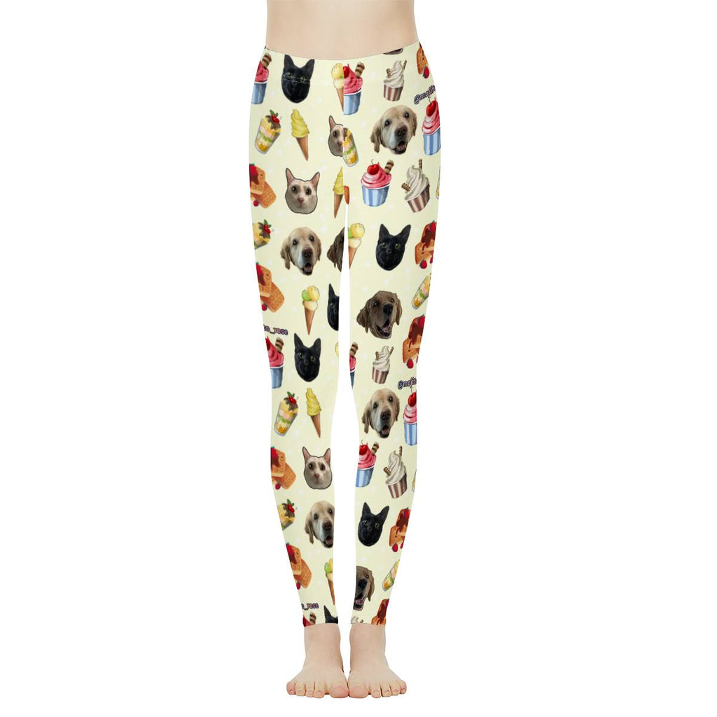 Mojito Rose Family Official Women's Leggings Women's Leggings