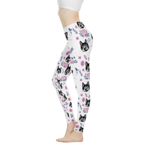 Rollie and Flowers Official Women's Leggings
