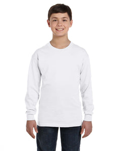 Curly Snow Kids Long Sleeve T-shirt S - XL
