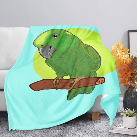 Coconut The Amazon Official Blankets