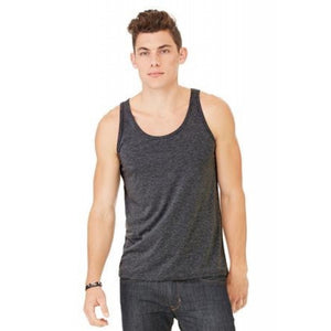 Gombung Face Men's Tank Top-Tank Top-White-S-Kucicat