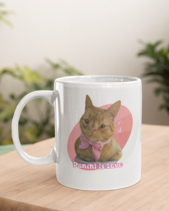 Panchi Is Love Official 11oz Mug