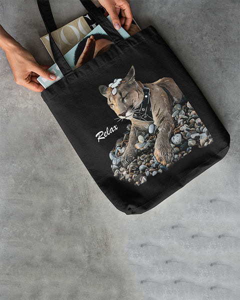Messi Relax Tote Bag