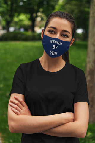 STAND BY YOU Originals Face Mask