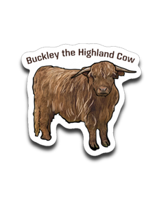 Buckley Sticker Decal (Only for USA Order)
