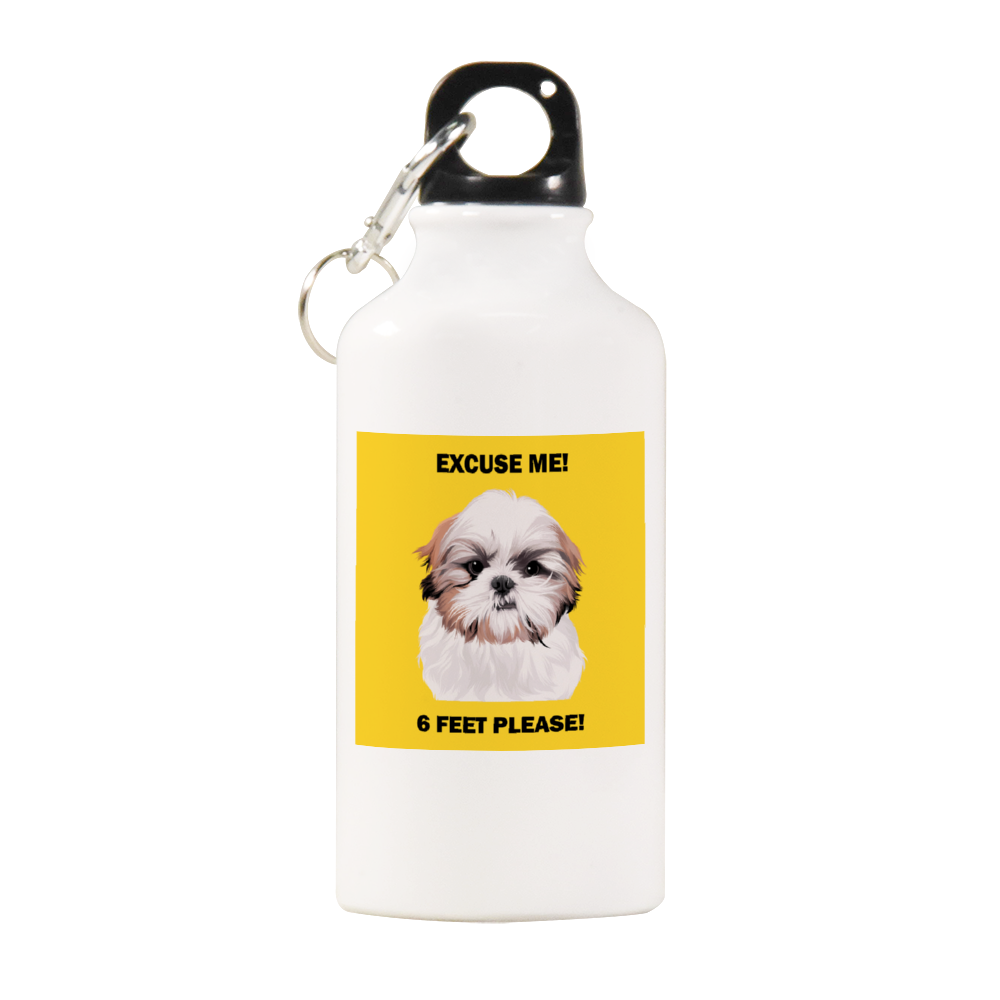 Duke Angryfluff Excuse Me! Official Water Bottle 13.5oz