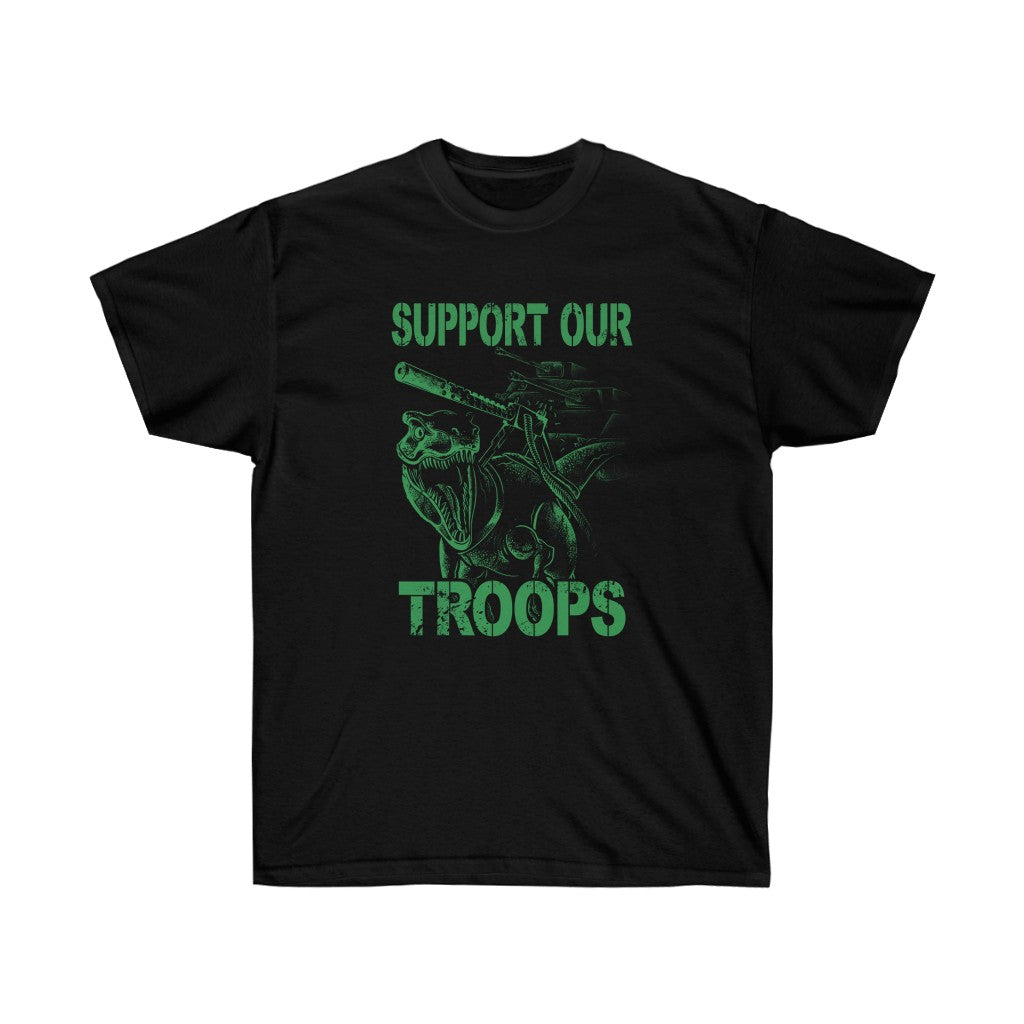 Support Our Troops - Tee