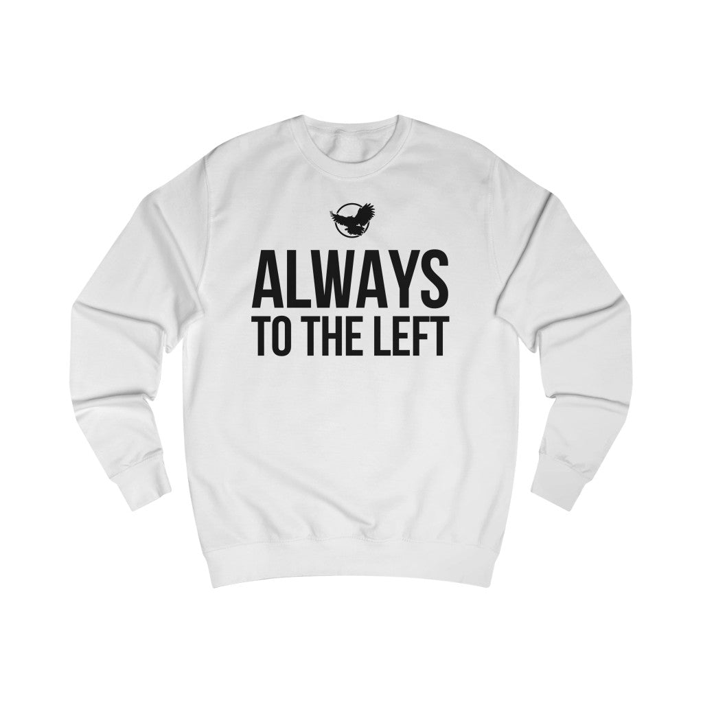 Always To The Left Sweater