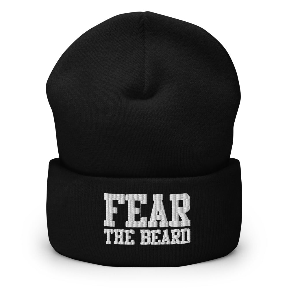 Fear The Beard Beanie