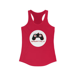 GAMRTALK Official Logo Tank Top (Womens)