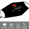 Sciarra Official Face Mask