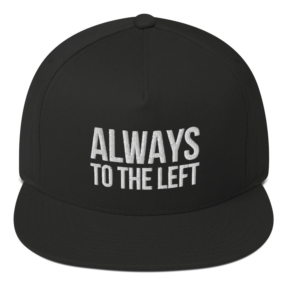 Always To The Left Snapback