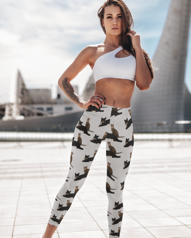 Kissy Kabu Official Women's Leggings