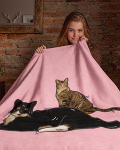 Kissy Kabu Official Blankets