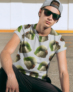 Milo Parrot All Over Print Official Men's T-shirt-Vardise.com