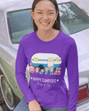 Prissy & Pop Happy Campers Long Sleeve T-Shirt