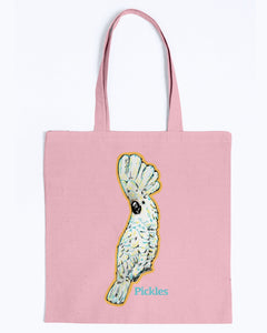 Pickles Canvas Tote Bag-Kucicat