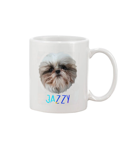 Jazzy Snoot 11oz Mug