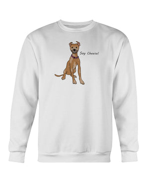 Chupey Say Cheese! Sweatshirt