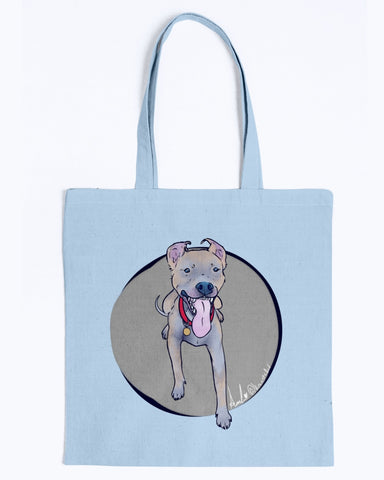 Chupey Canvas Tote