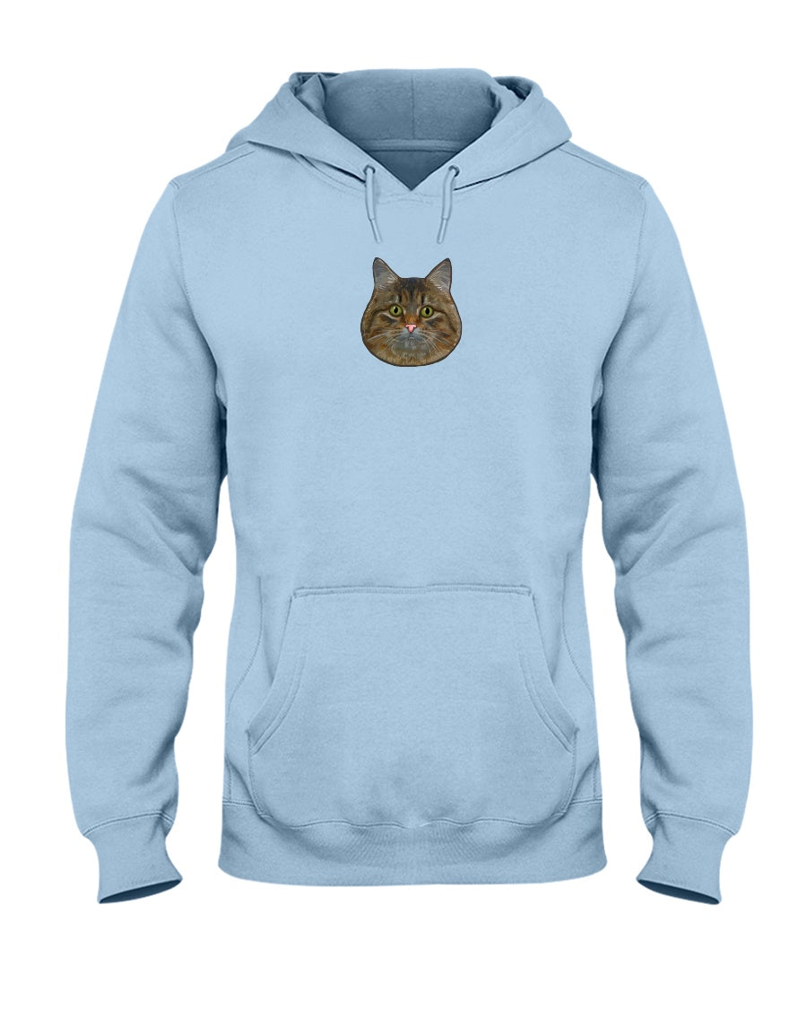 Netta The Siberian Official Hoodie
