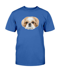Daphne Fluff Dog Crew Official Unisex T-Shirt