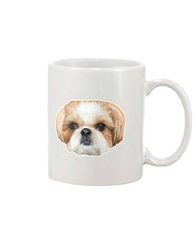 Daphne Fluff Dog Crew Official Mug 11oz