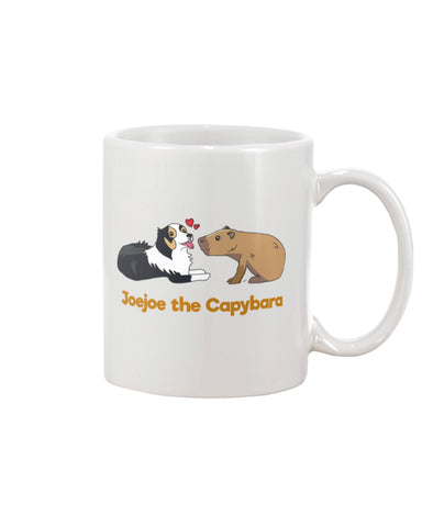 JoeJoe The Capybara and The Lovely Dog 11oz