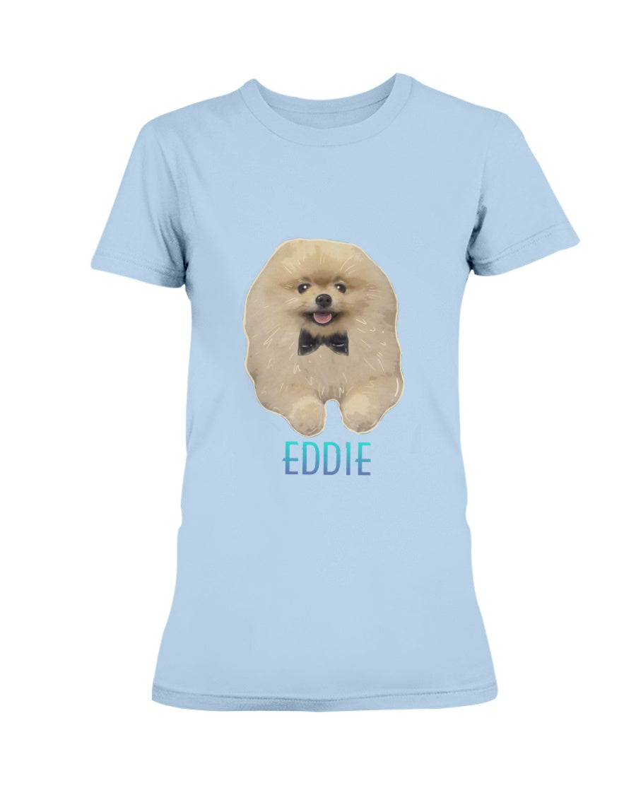 Eddie Ladies T-Shirt
