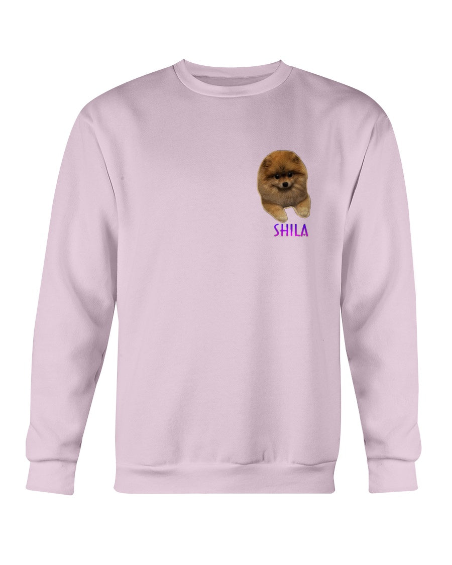Shila Small Logo Sweatshirt