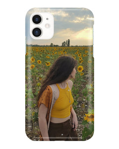 Hata Rock Sunflowers iPhone Case