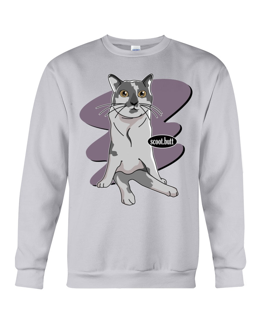 Scoot Butt Sweatshirt - Crew