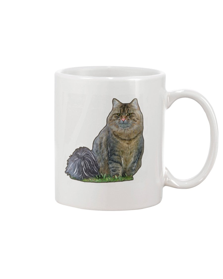Netta The Fluffy Princess Official Mug