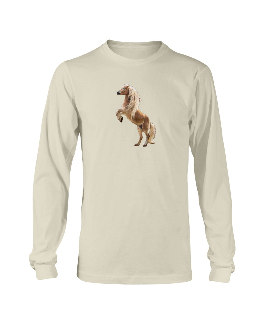 Naomi & Storm The Haflinger Official Long Sleeve T-Shirt