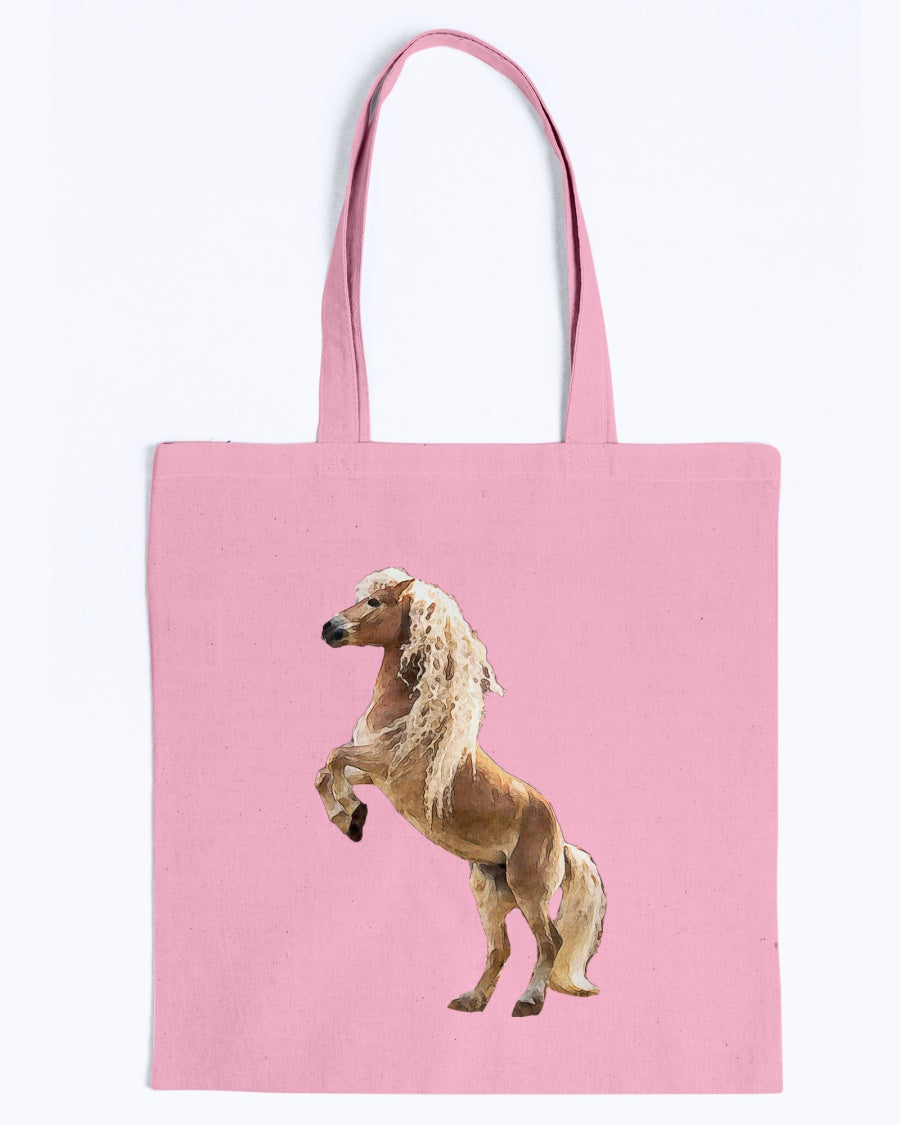 Naomi & Storm The Haflinger Official Canvas Tote Bag