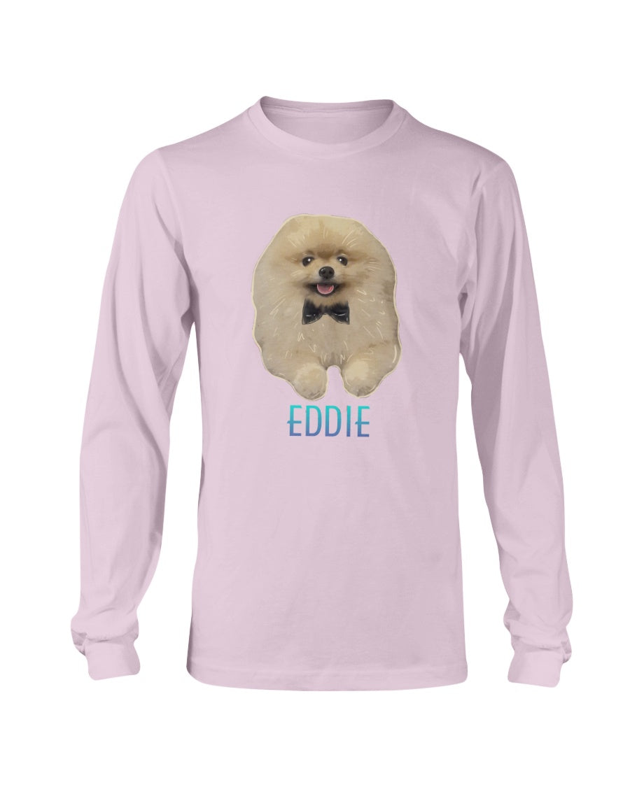 Eddie Long Sleeve T-Shirt